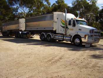 Trucking - Liquid Or Dry Bulk Listing