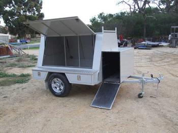 Trailers - Repairing and Service Listing