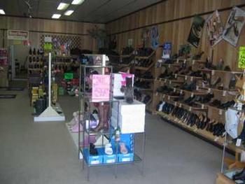 Sportswear - Retail Listing