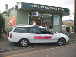 Taxi Services Listing